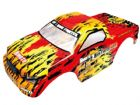 RC Car Body Explosion Proof Monster Truck Bodyshell 1/10 Scale Model 10334
